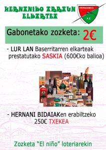 gabonetako-zozketa 2017