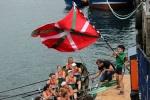 Bandera Pasaia, Madalenak